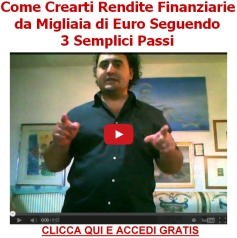 CLICCA E ACCEDI GRATIS